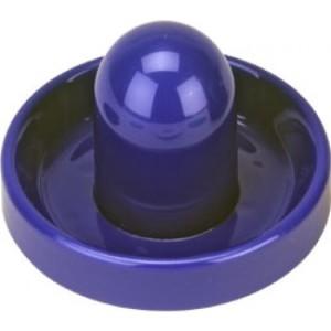 Бита для аэрохоккея (синяя) D96 mm
