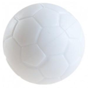 Мяч для футбола  AE-01/D 36 мм (текстурный пластик, белый)
