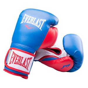 Перчатки боксерские Powerlock PU, 10,12,14,16oz,разные цвета Everlast